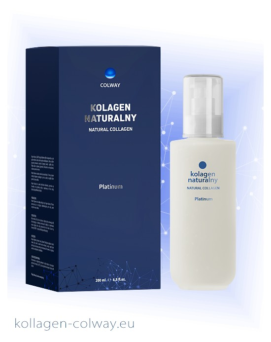 Natural Kollagen Platinum 200ml