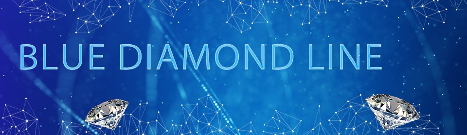 BLUE DIAMOND LINIE